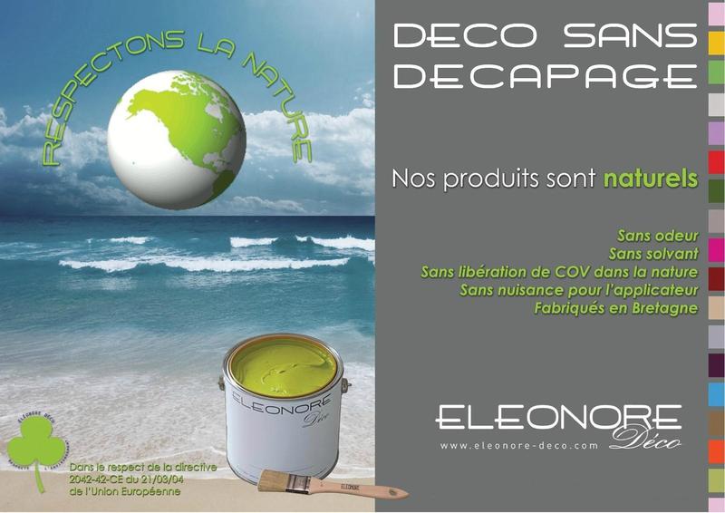 image ED- DECO SANS DECAPAGE PRODUITS NATURELS