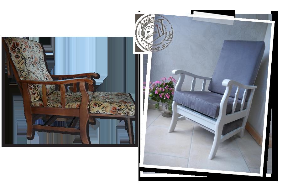 Tapissier Décorateur Gignac Atelier Secrets De Siège - Formation decorateur interieur avec petit fauteuil tissu