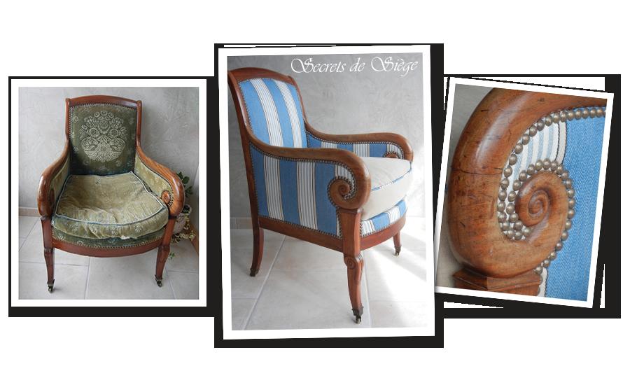 chaise atelier secrets de si ge. Black Bedroom Furniture Sets. Home Design Ideas