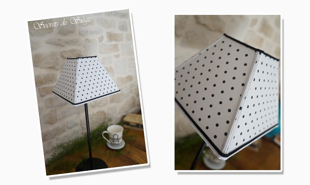 confection abat jour montpellier atelier secrets de si ge. Black Bedroom Furniture Sets. Home Design Ideas