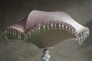 Dôme Palmier en soie