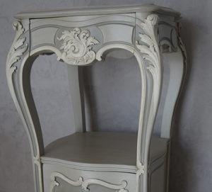 Chevet style Louis XV patine XVIII